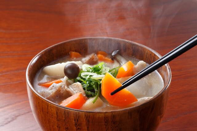 【499kcal】寒い日に、、あったか豚汁をどうぞ♪,ダイエット献立レシピ. クックパッド ダイエット