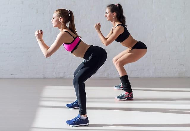 下半身 痩せ トレーニング